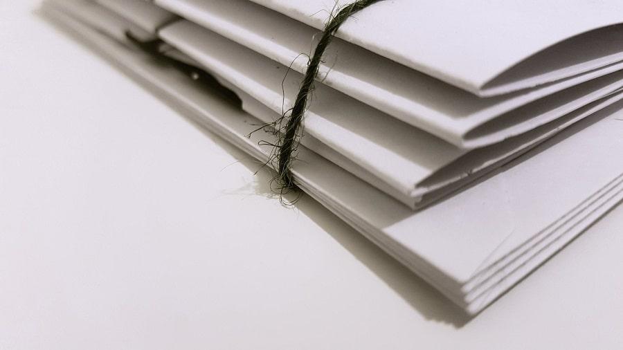 Jak zapakować paczkę lub dokumenty do wysłania